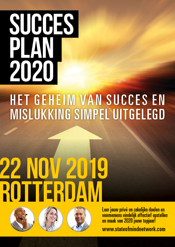SuccesPlan 2020 November 2019